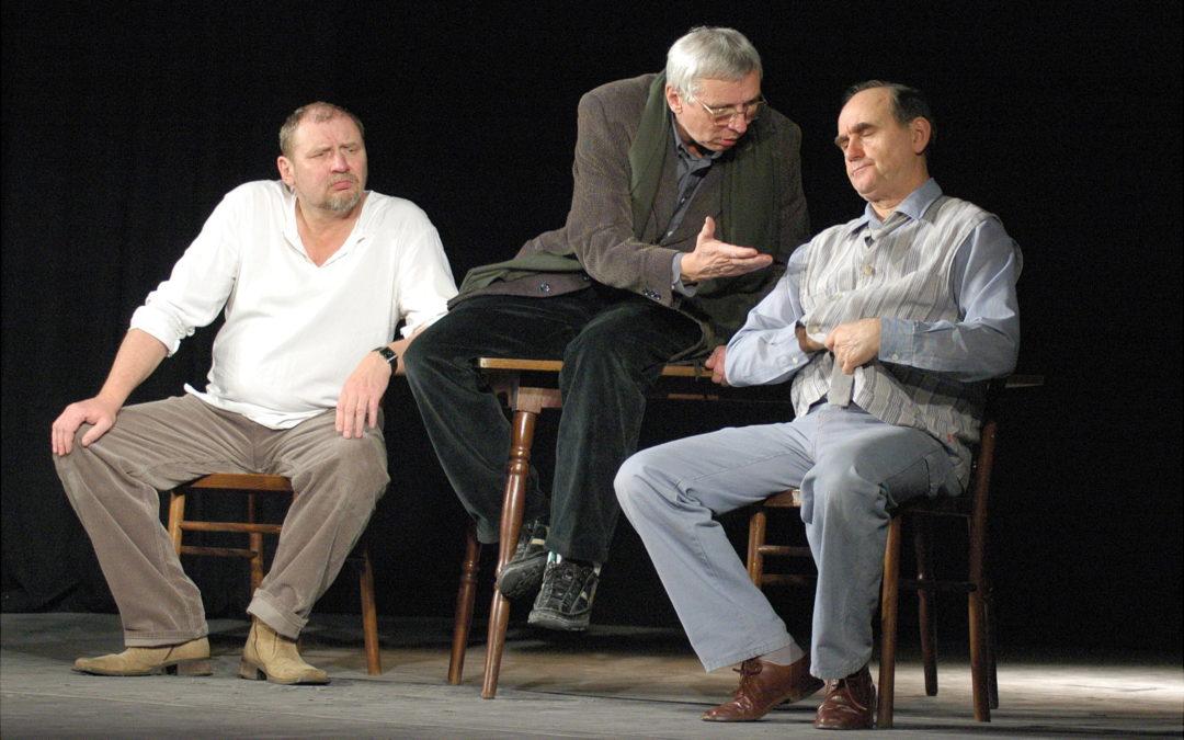 Scenariusz dla trzech aktorów – Jubileusz 30-lecia spektaklu