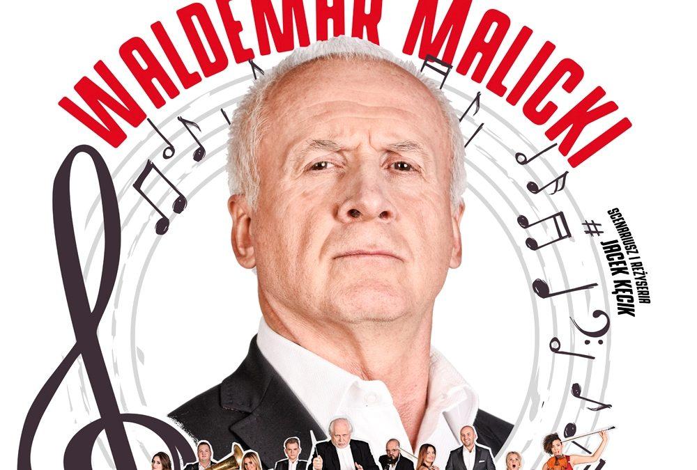 Waldemar Malicki i Filharmonia Dowcipu – online!